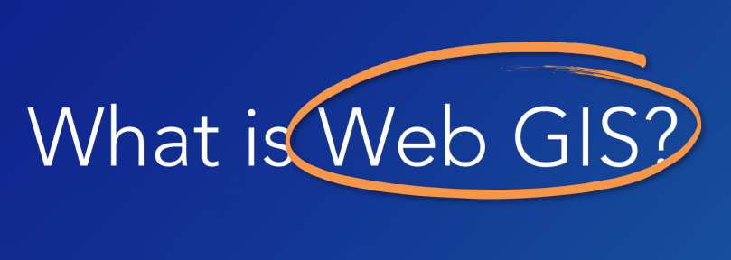 what is webgis